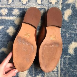 Madewell Shoes - Madewell 'Elinor' Leather Loafer Mule Slides